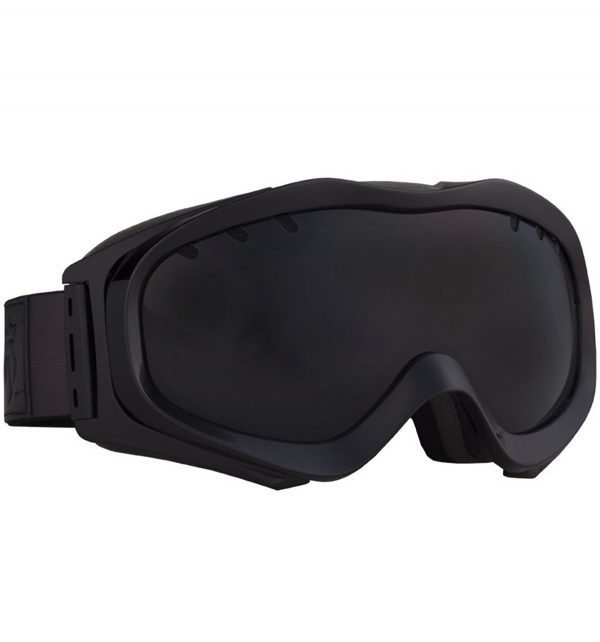 Gogle narciarskie Majesty Patrol 2016/17 black frame/black pearl mirror