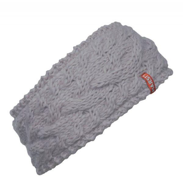 Opaska damska Headband 2016/17 pastel grey