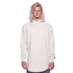 Wolfshood tall hoodie 2017/18 beige