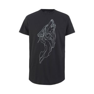 T-shirt Wolf 2017/18 black