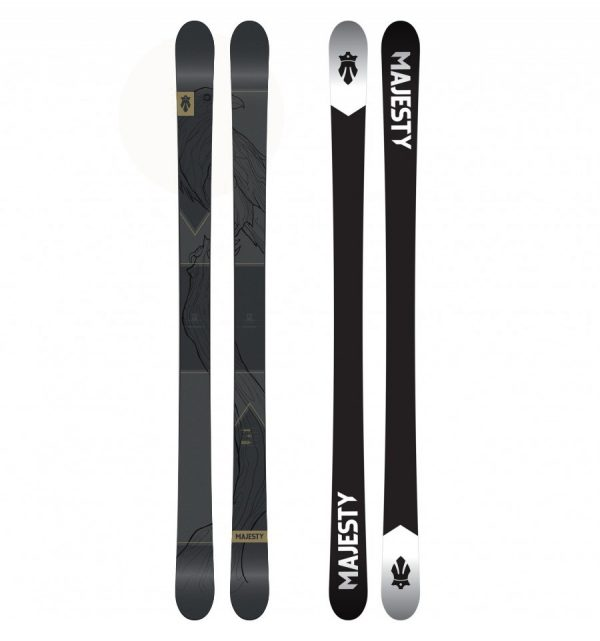 Narty freeski CROWBAR