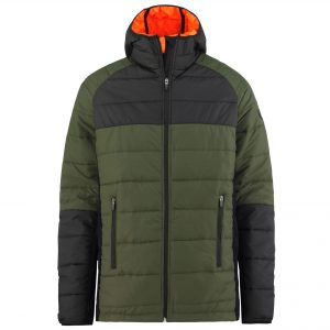 Kurtka dociepleniowa Asgaard 2.0 army green / orange