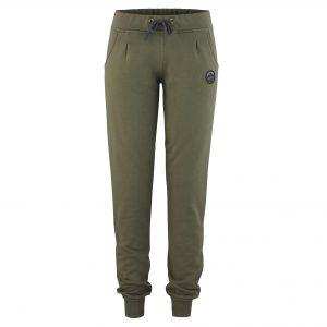 Spodnie Dresowe Damskie Vixen army green