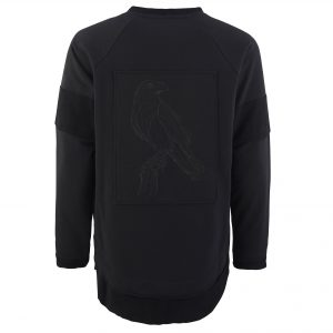 Bluza Crow black