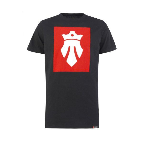 T-shirt Team black