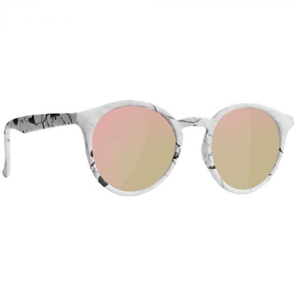 Okulary narciarskie - Lynx marble / rose quartz
