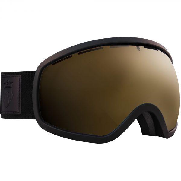 Gogle narciarskie Majesty One11 black matt/bronze topaz